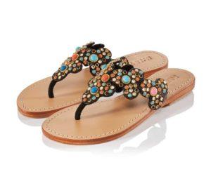Marken-Sandale