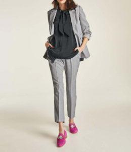 Suit, grey