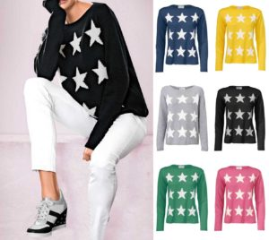 Inlay-sweater