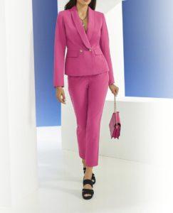 Suit-pink